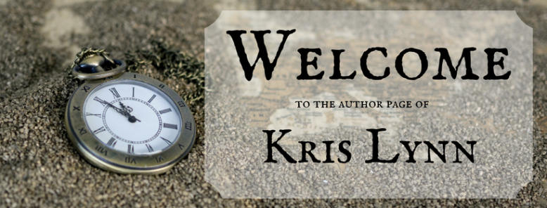 Welcome Author Page